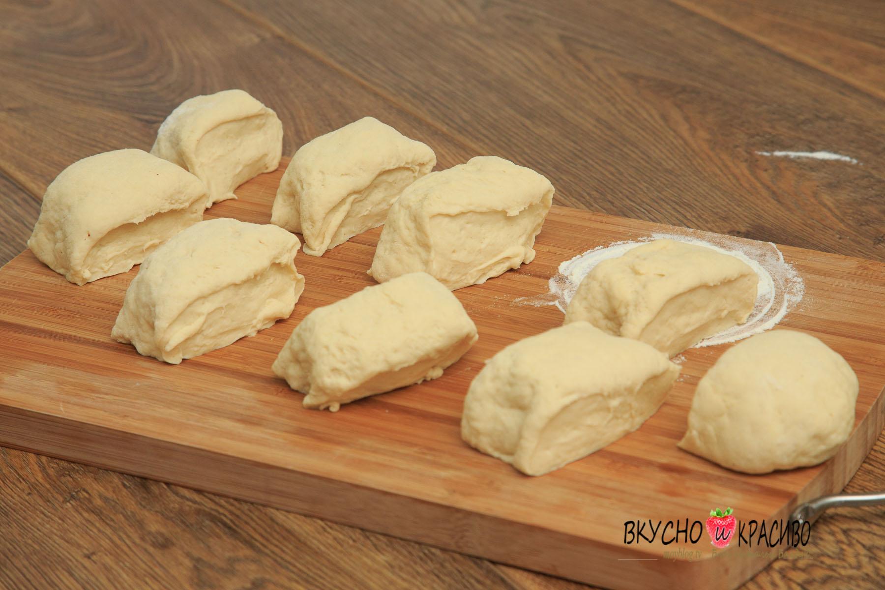 Тесто на чебуреки рецепт на дрожжах