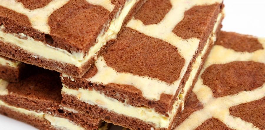 НЕОБЫЧНОЕ Пирожное – ЖИРАФ