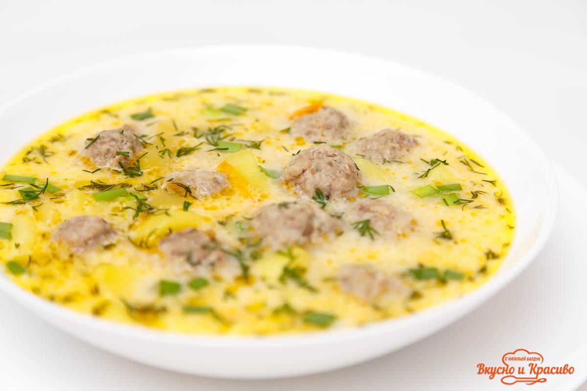Creamy soup-13