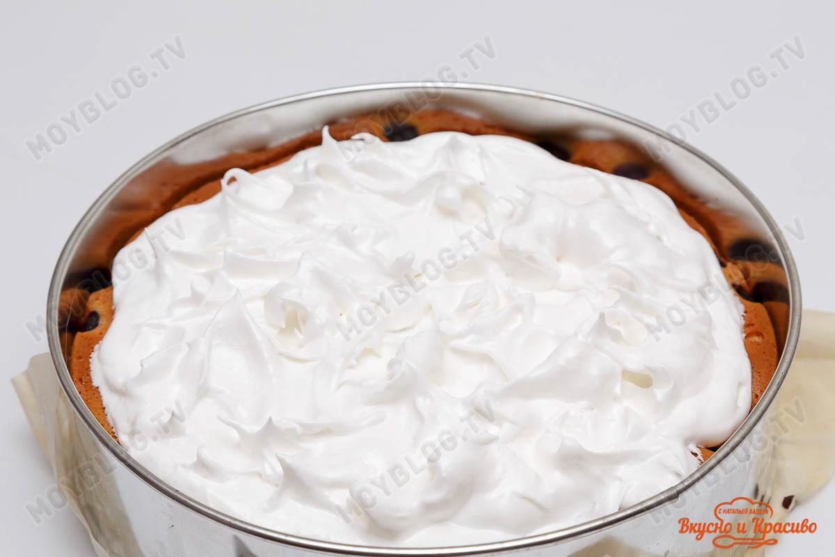 Рецепт шарлотки без соды