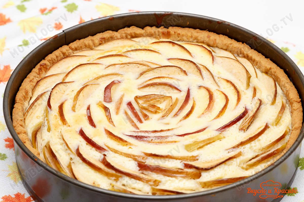 Рецепт с цветаевского пирога 25