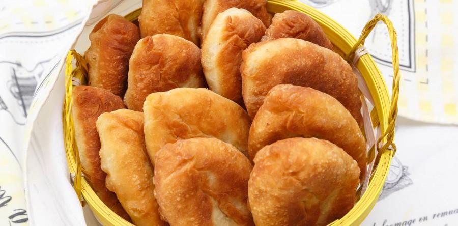 Пирожки с луком и яйцом на кефире, Вкусно и красиво с Натальей Балдук