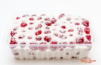 Малина с сахаром на зиму